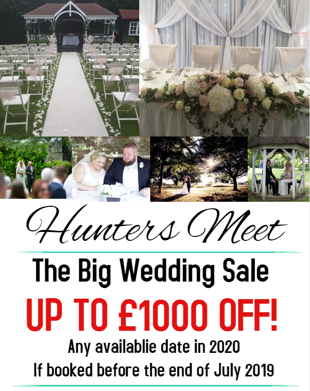 BIG WEDDING SALE